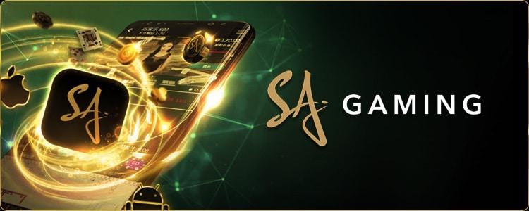 อิสระในการลงทุน SA Gaming